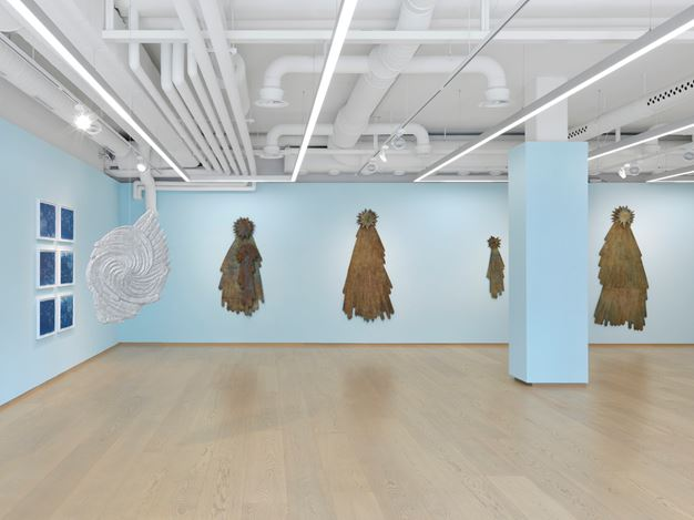 Exhibition view: Kiki Smith, Light, Pace Gallery, Geneva (9 September–31 October 2020). © Kiki Smith. Courtesy Pace Gallery.
