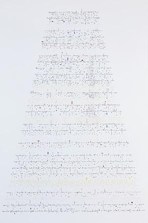 Techtonic by Marco Maggi contemporary artwork