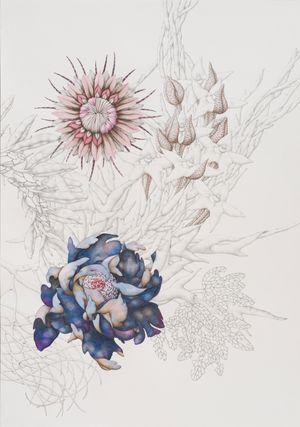 Perpetuum florens (VII) by Miron Schmückle contemporary artwork