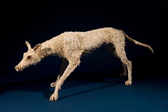 The Stalker by Sue Ryan contemporary artwork