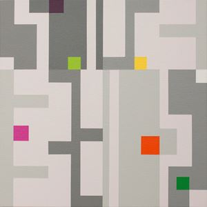 Whare-kura by Kelcy Taratoa contemporary artwork
