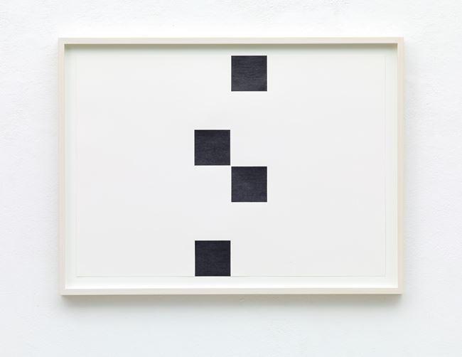 Four Center Connection VIII by Frank Gerritz contemporary artwork