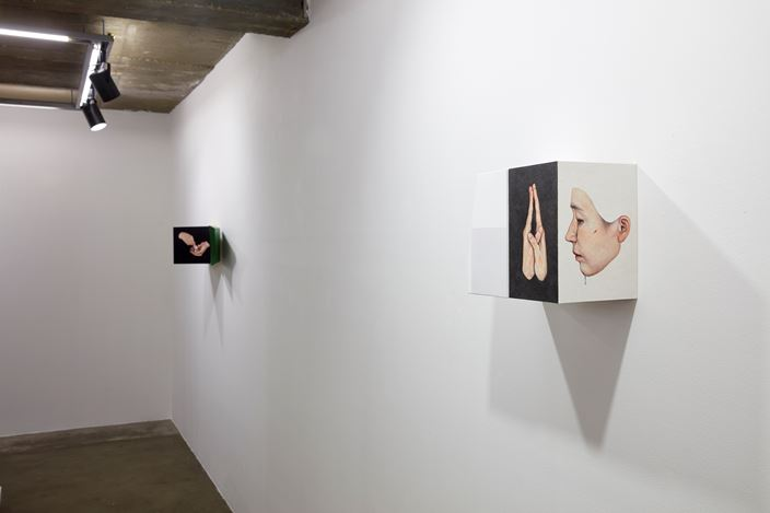 Exhibition view: Lee Jeongbae and Jinju Lee, Seng Hwal, Baik Art, Seoul (24 September–15 October 2019). Courtesy Baik Art.