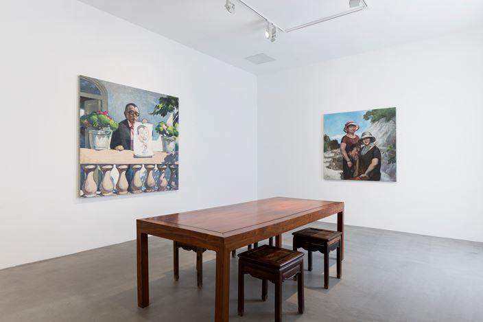 Exhibition view: Wang Xingwei,Shenyang Night 沈阳之夜,Galerie Urs Meile, Beijing (21 March–31 May 2019). Courtesy the artist and Galerie Urs Meile, Beijing-Lucerne.
