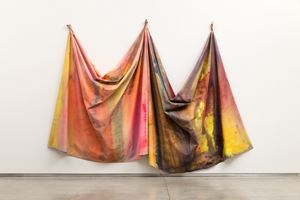 10/27/69 by Sam Gilliam contemporary artwork