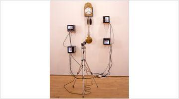 Contemporary art exhibition, Nam June Paik, Nam June Paik at Tang Contemporary Art, Hong Kong, SAR, China