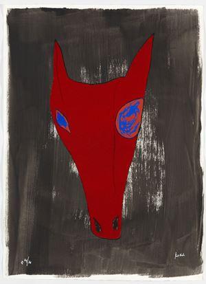 BLEW C SPIRIT by Jimmie Durham contemporary artwork