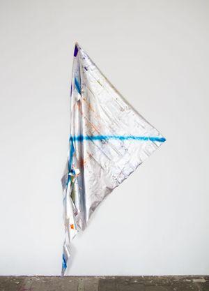 zonatus by Myriam Holme contemporary artwork painting, mixed media