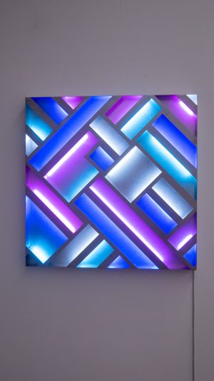 Light plain 21-4 by Jeong Jeong-ju contemporary artwork