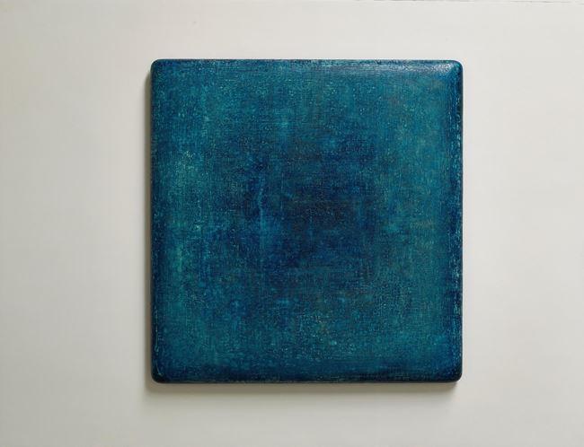 Cobalt Blue Charm 魅藍 by Su Xiaobai contemporary artwork
