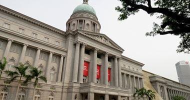 National Gallery Singapore contemporary art