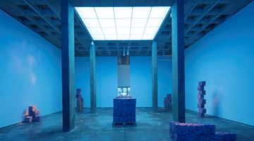 Contemporary art exhibition, Superflex, There Are Other Fish In The Sea at Galería OMR, Mexico City