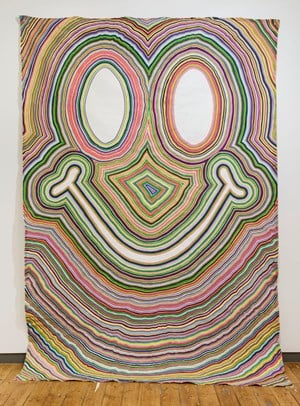 Smiley by Alice Lang contemporary artwork