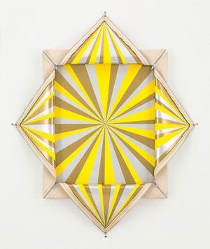 Lot 042313 (second sacrifice) by Donald Moffett contemporary artwork