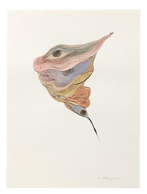 Lyfter sig by Carin Ellberg contemporary artwork