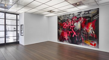 Contemporary art exhibition, Group Exhibition, All the World's A Stage at Reflex Amsterdam, Netherlands