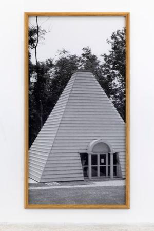 Ledoux V by Günther Förg contemporary artwork