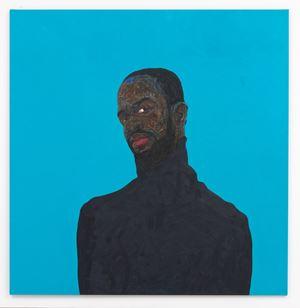 Kofi by Amoako Boafo contemporary artwork