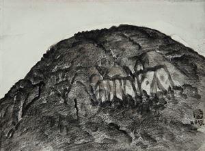 Northern MountainⅢ by Lin Chuan-Chu contemporary artwork