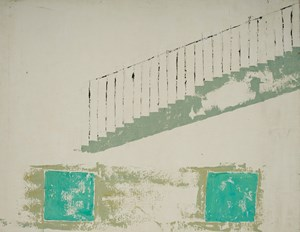 Staircase《梯》 by Yeh Shih-Chiang contemporary artwork
