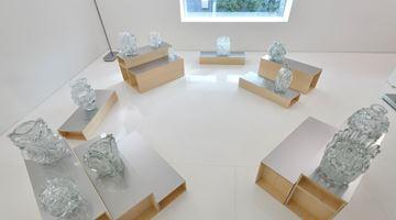Contemporary art exhibition, Ritsue Mishima, Hall of Light at ShugoArts, Tokyo, Japan