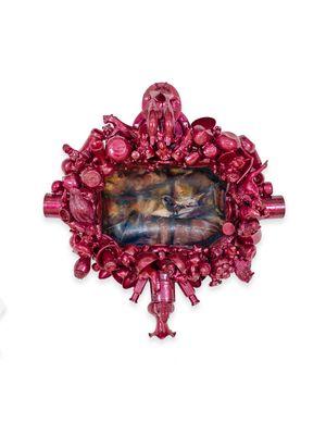 slagoffer by Stephané Conradie contemporary artwork