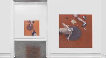 Contemporary art exhibition, Thomas Eggerer, Asphalt at Galerie Buchholz, Berlin, Germany