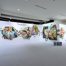 Art Jakarta: World spirit, Independence Day and Asian Games