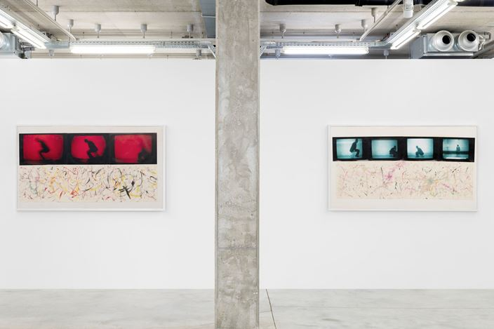 Exhibition view: Rudolf Polanszky, Chimera, Almine Rech, Brussels (24 October–21 December 2019). Courtesy the Artist and Almine Rech. Photo: Hugard & Vanoverschelde.