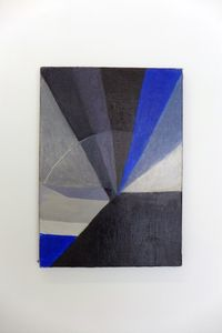 Black Hush by Séraphine Pick contemporary artwork painting