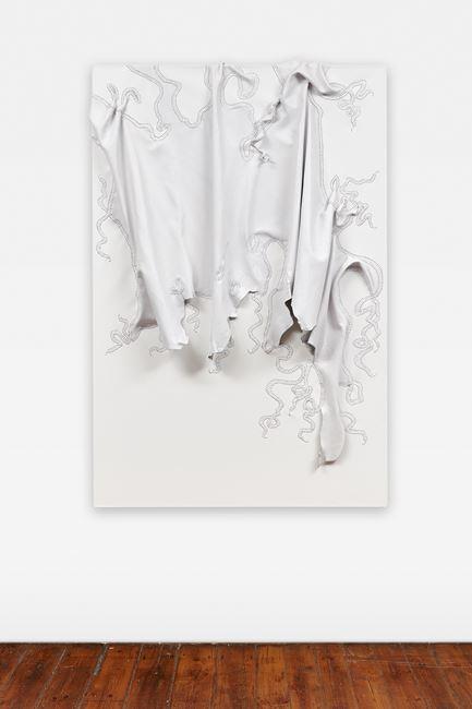 Umnikelo by Nicholas Hlobo contemporary artwork