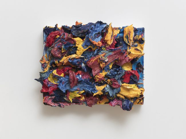 Laughters in Deling No.2 by Zhu Jinshi contemporary artwork