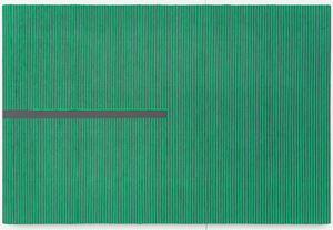 Ecriture (描法) No. 071204 by Park Seo-Bo contemporary artwork