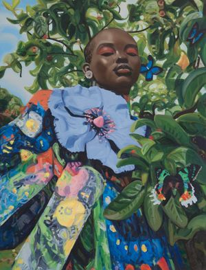 Marianne by Lena Johansson contemporary artwork