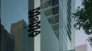 Museum of Modern Art | MoMA contemporary art institution in New York, USA