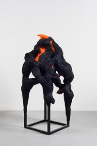 Qiongqi (Monster) by Wu Wei contemporary artwork works on paper, sculpture