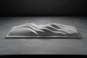 Wave Landscape by Cynthia Sah contemporary artwork