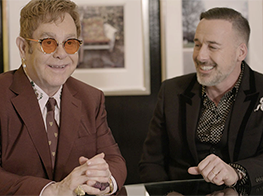 'You always find something different': Sir Elton John on his love of photography