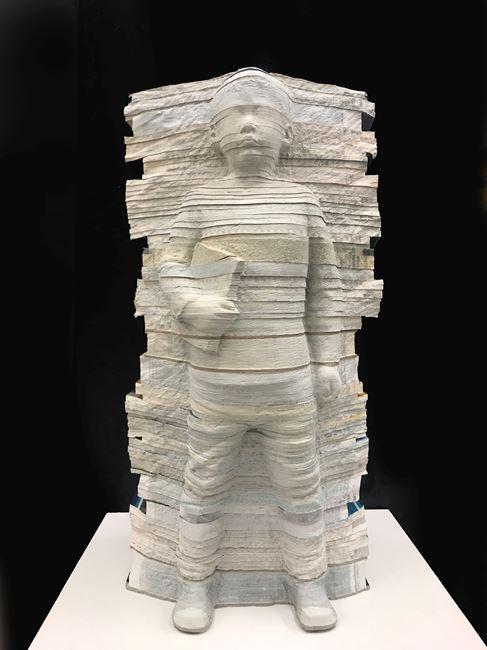 Absorption - Monument by Li Hongbo contemporary artwork
