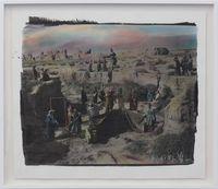 Silk Road #5 by Chen Nong contemporary artwork mixed media