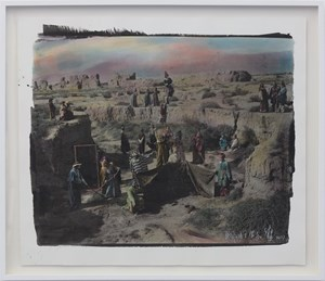 Silk Road #5 by Chen Nong contemporary artwork