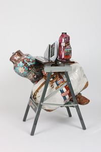 Worktable & Heuer by Osang Gwon contemporary artwork sculpture, photography