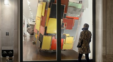 Hauser & Wirth contemporary art gallery in 69th Street, New York, USA