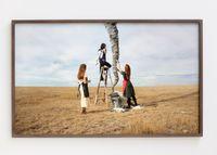 Grassland Tornado by Daniela Edburg contemporary artwork photography, print