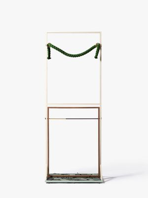 Jeong — mat #18-01 by Suki Seokyeong Kang contemporary artwork sculpture, textile
