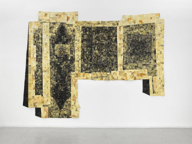 Windows Of The Mind: A Monument Dedicated To The Power Of Painting! by Jack Whitten contemporary artwork