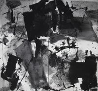 Riddle F112 by Lan Zhenghui contemporary artwork works on paper