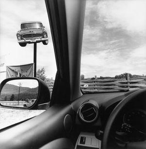 Montana by Lee Friedlander contemporary artwork