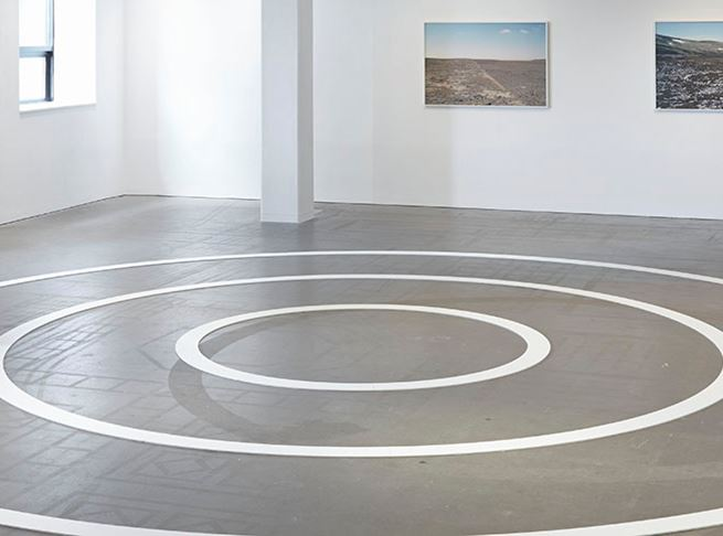 Richard Long at Arnolfini Centre, Bristol