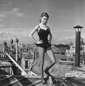 Brigitte Bardot by Walter Carone contemporary artwork